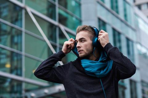 Słuchawki h.ear on cyrankowe