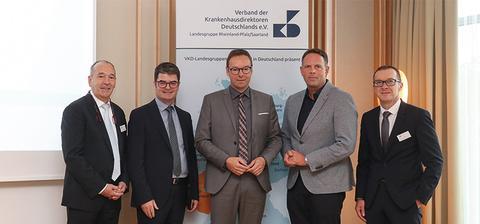 Verband der Krankenhausdirektoren Rheinland-Pfalz/Saarland warnt vor dem Austritt weiterer Kliniken aus der Krankenhauslandschaft