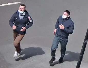Image of men police need to identify [1]