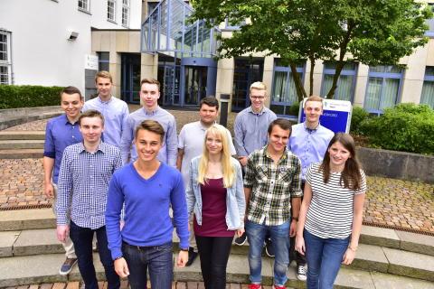 Westfalen Weser Energie-Gruppe auf der Go future in Minden