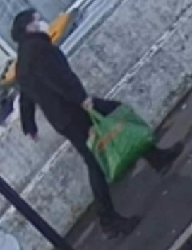 Appeal to identify man who posed as police officer
