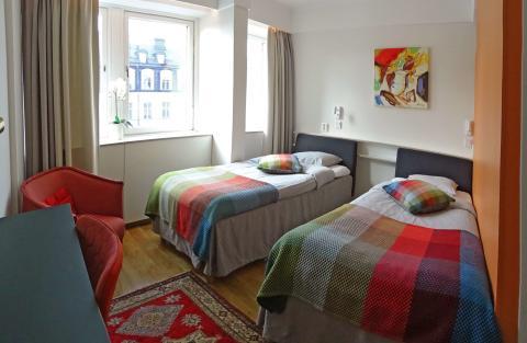 Hotell Fridhemsplan rumsbild 2