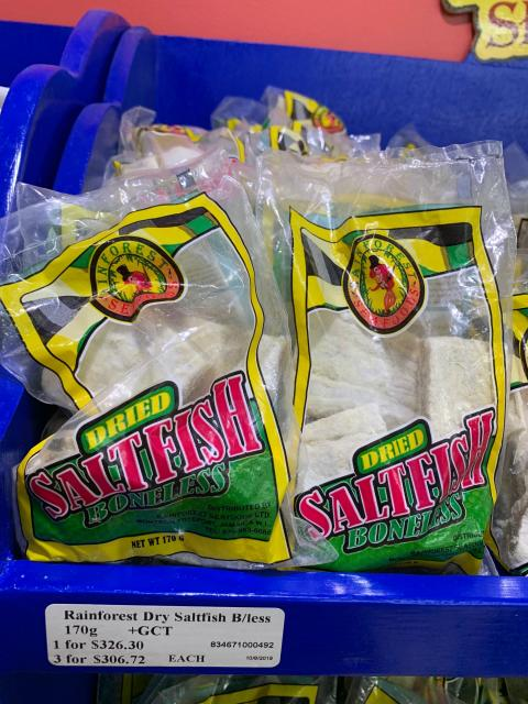 Salt fish in Jamaica header