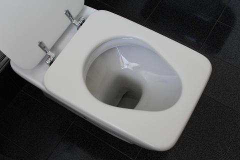 Toaletten är ett paradis. Du kan också bli det.