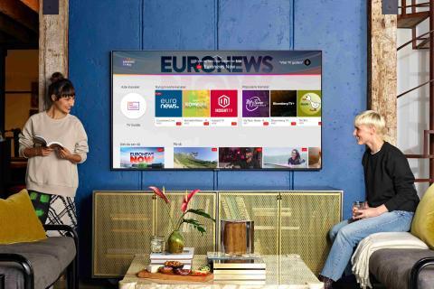 Samsung TV Plus lanseres nå i Norge