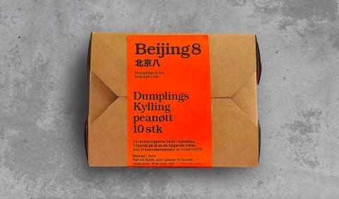 Beijing8 utökar sitt samarbete med Norgesgruppen och lanserar sina produkter i 200 butiker på kedjan Meny.