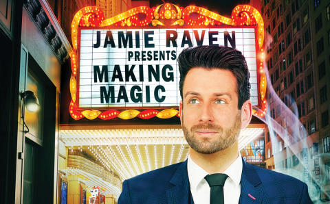 COMPETITION: Jamie Raven at Tyne Theatre & Opera House