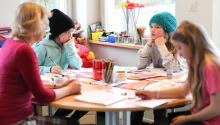 Fler sjuka barn får undervisning på Akademiska