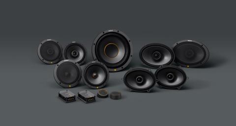 Sony introduceert nieuwe Mobile ES- in Car Audio serie