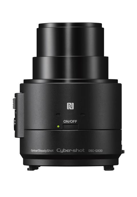 DSC-QX30 top