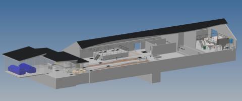 Malmberg inngår kontrakt om rehabilitering av Gol RA sammen med Biowater Technology