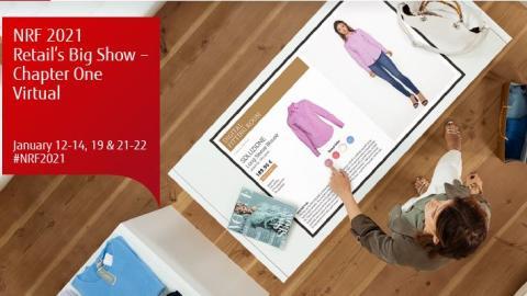 Fujitsu Highlights Human-Centric Retail Innovations Fueled by Digital Transformation at NRF 2021