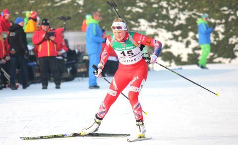 Eline Grue, jakstart JR-VM Minsk
