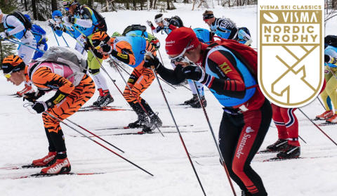 Birkebeinerrennet nästa lopp i Visma Nordic Trophy
