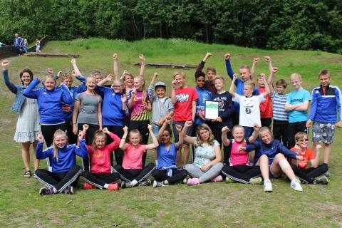 Støren barneskole til topps som Årets klimaskole
