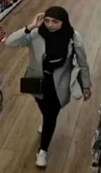 Image of woman police need to identify [1]