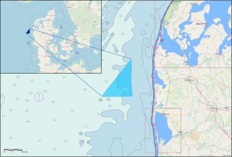 Teknisk markedsdialog om forundersøgelser for Thor havmøllepark