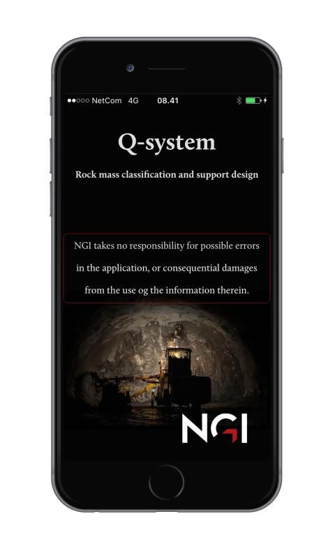 App fra NGI forenkler tunnelarbeid