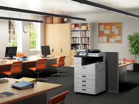 Launch of High-Speed Monochrome Printer, WorkForce Enterprise WF-M20590