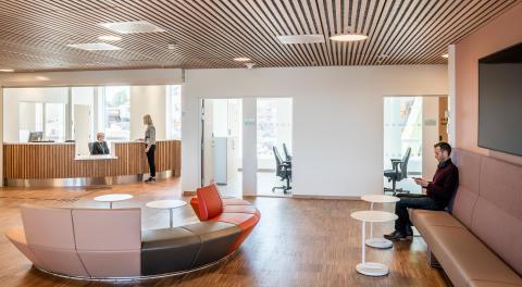 Tønsberg psykiatri, LINK arkitektur
