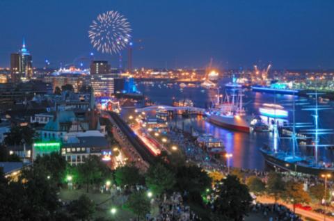 Rejs med Scandlines til en fantastisk nytårsaften i storbyen i Berlin og Hamborg