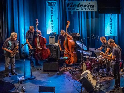 The Quintet feat. Calle Neumann, Nasjonal jazzscene