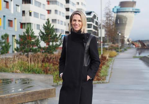 Nytt om navn: Heidi Ravndal til Sopra Steria