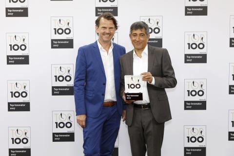 Mit 3500 eigenen Produkten eines der innovativsten Unternehmen Deutschlands