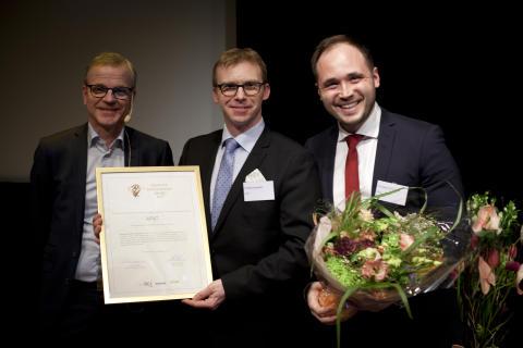 """AP&T, Ulricehamn: """"Produktionslinje för flexibel formning av höghållfast aluminium"""""""