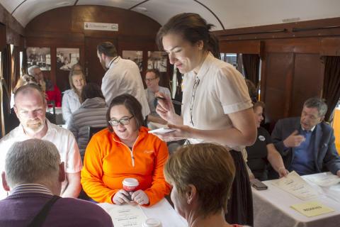 Whitehead Railway Museum to host Big Telly Theatre Company creative workshop