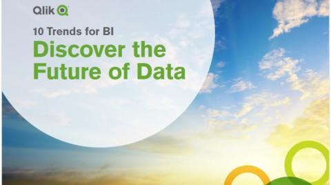 10 BI Trends that will drive data literacy, be prepared for the future of BI