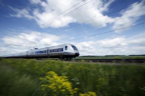 Stabil trend visar allt punktligare SJ-tåg