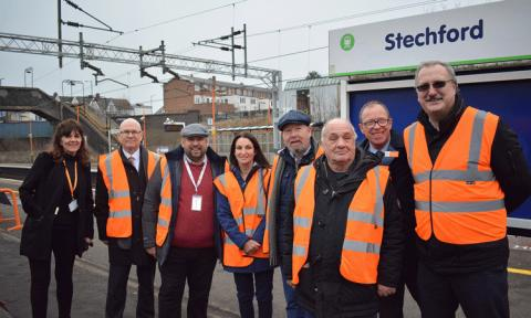 Alliance launched to revitalise station buildings