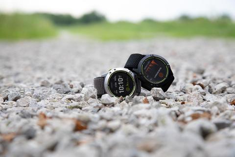 Autonomie record pour la nouvelle montre GPS Garmin Enduro