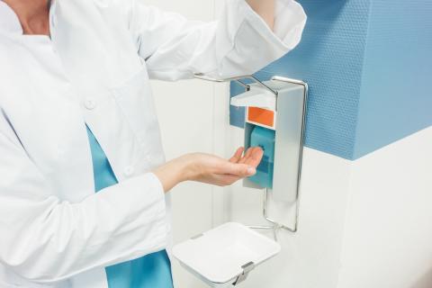 Praxishygiene – mit uns eine saubere Sache!