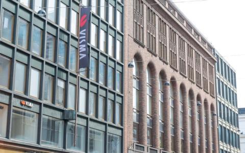 Visman kannattava kasvu Suomessa jatkui – uusia asiakkuuksia julkisella sektorilla