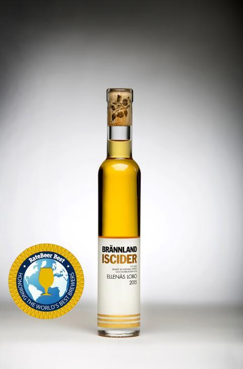 Brännland Cider wins Gold and Bronze medals at Ratebeer Best 2017