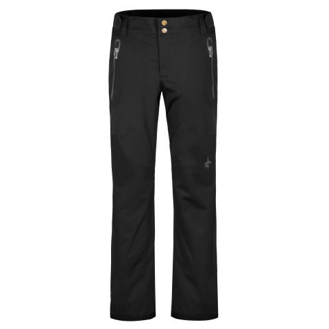 M Edge Pants Black Front - Cross Sportswear
