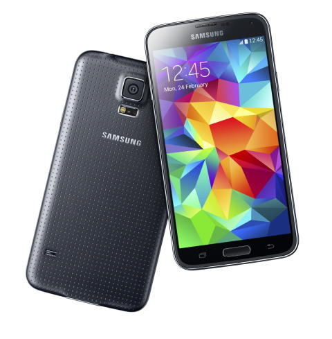 Galaxy S5 Charcoal