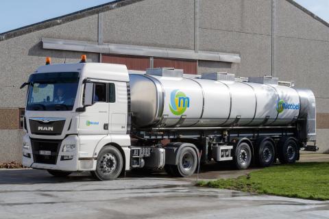 Milcobel start voorbereiding voor ophaling VLOG-melk