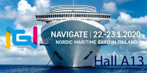 Navigate 2020 tuo logistiikan ja meriteollisuuden ammattilaiset Turkuun