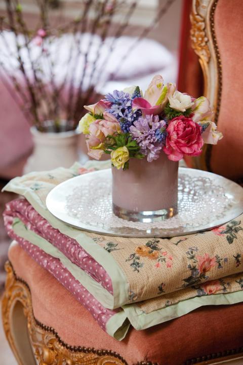 Blomsterlökstrenden Odd Romance till Alla hjärtans dag