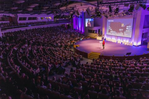 Visma stolt sponsor av Women in Tech 2020
