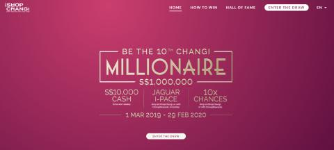 Changi Airport Group alerts public of phone scam targetting  participants of the 'Be A Changi Millionaire' promotion