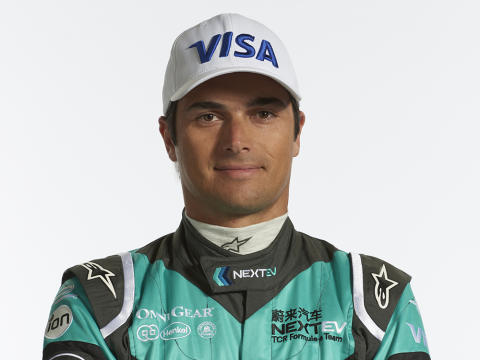 Visa Europe Nelson Piquet