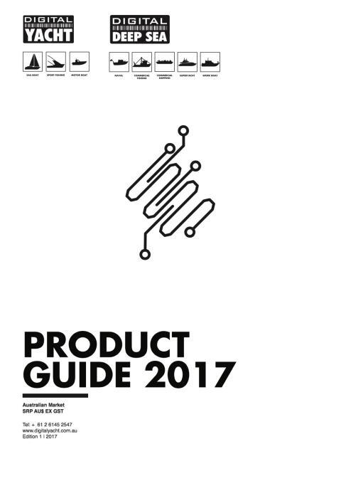 Digital Yacht - Australian Product Guide