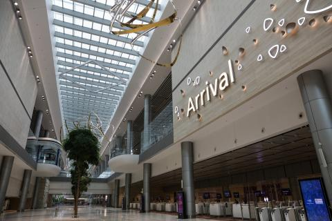 Changi Airport unveils upcoming Terminal 4