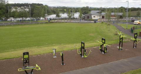 Portglenone village renewal