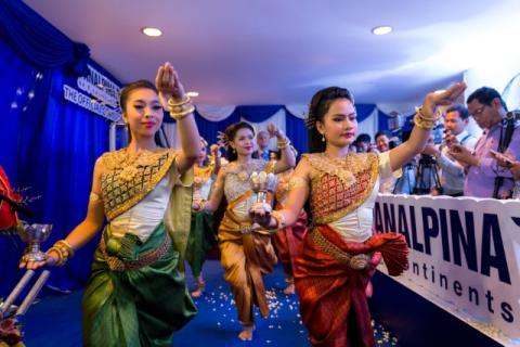 Panalpina opens new base in Cambodia