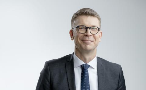 Niklas Nylander aloittaa Tamron talousjohtajana